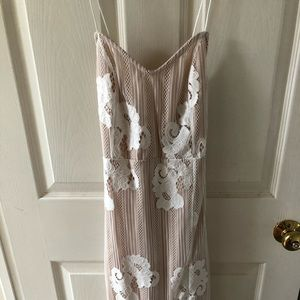Lovers & Friends Fringe Dress from REVOLVE